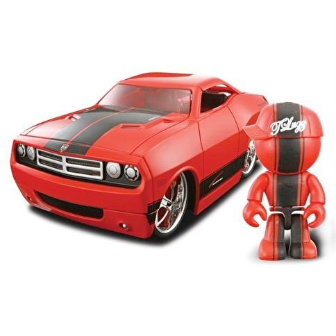 Maisto Maisto Dodge Challenger Concept 06 Renkli